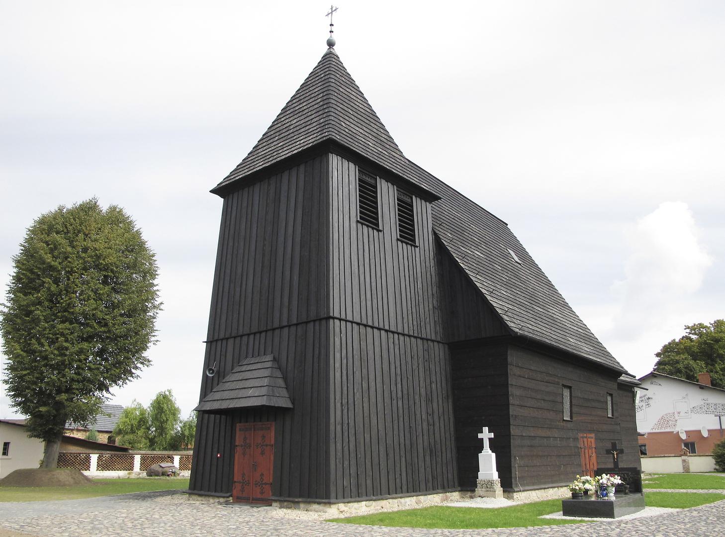 Kościół w Kosieczynie zdjęcie 1 [3573x2646]