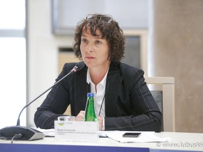Przewodnicząca Komisji ds. Klimatu Sejmiku WL