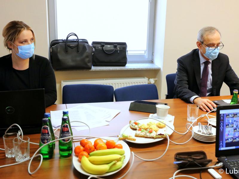 XXVIII Sesja Sejmiku Województwa Lubuskiego - wznowienie obrad