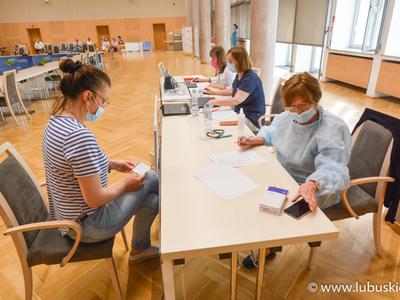 Punkt szczepień w Urzędzie Marszałkowskim - rejestracja