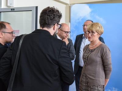 Konferencja Prasowa - Lubuskie Bony Wsparcia Przedsiębiorców