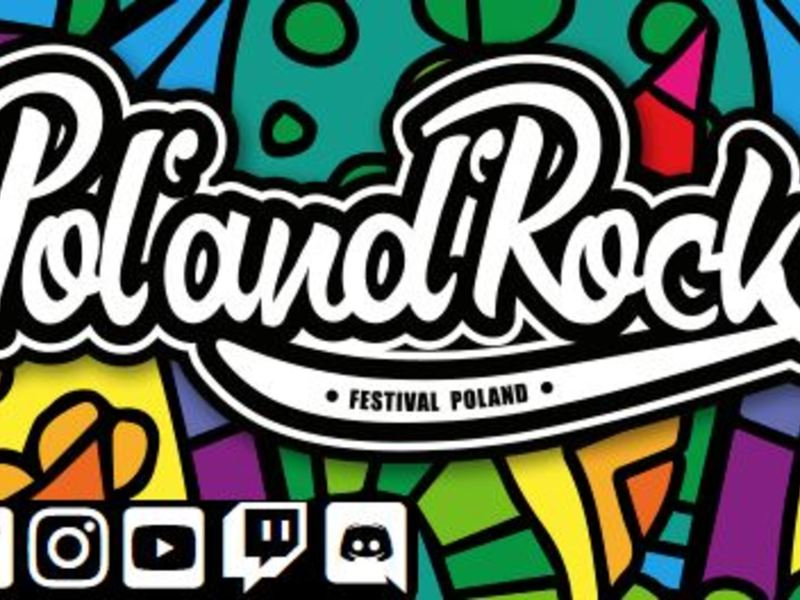 Logo Pol'and'Rock Festival