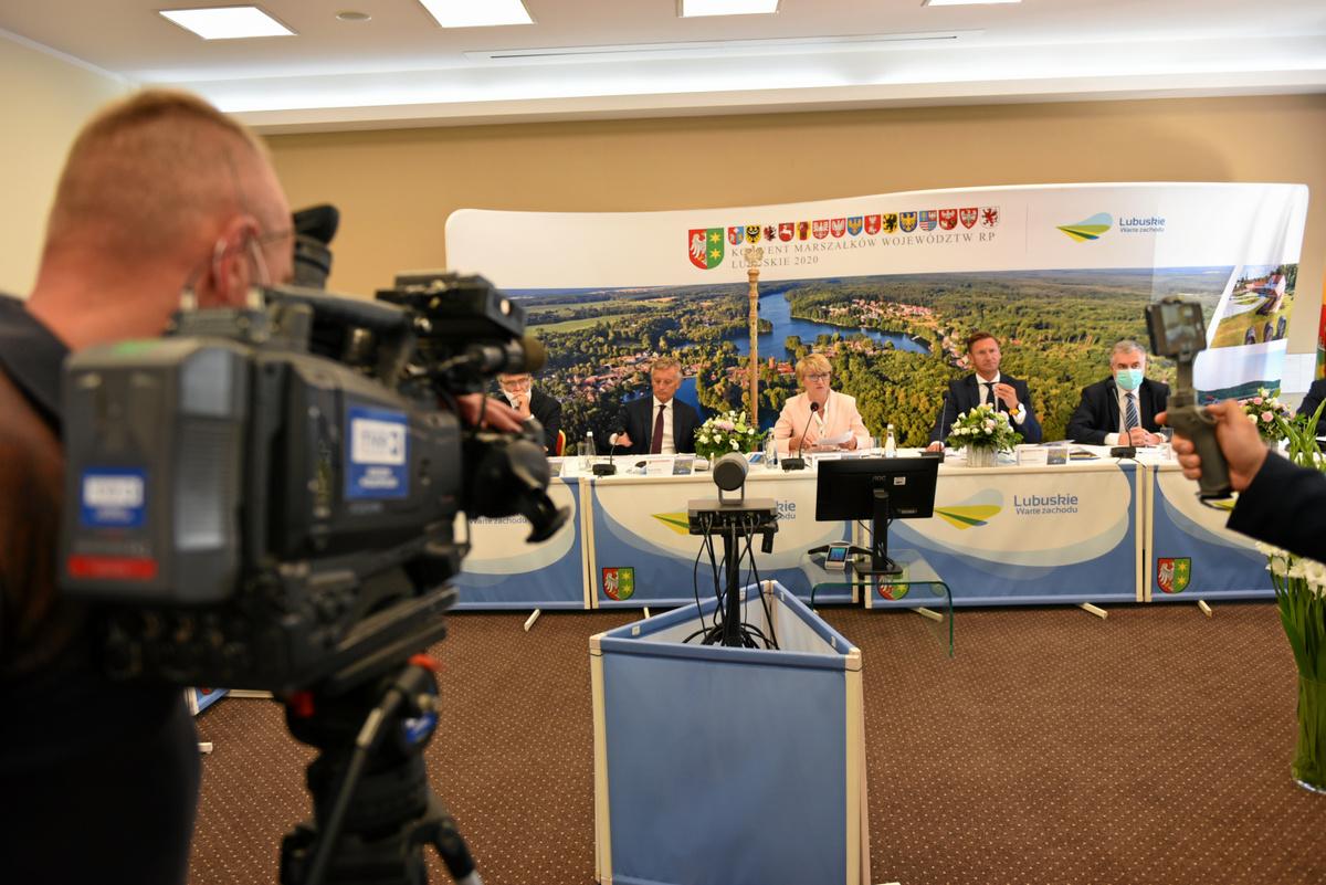 Obrady Konwentu Marszałków RP
