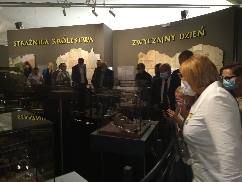 Otwarcie muzeum w Santoku