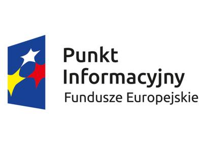 logo Punktów Informacyjnych Funduszy Europejskich