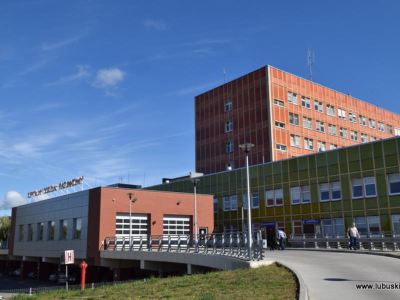 Szpital w Gorzowie Wlkp.