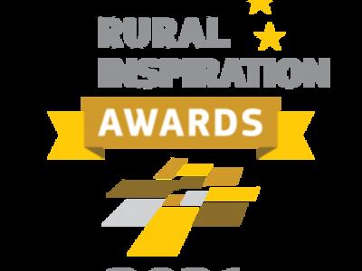 Logo konkursu Rural Inspiration Awards