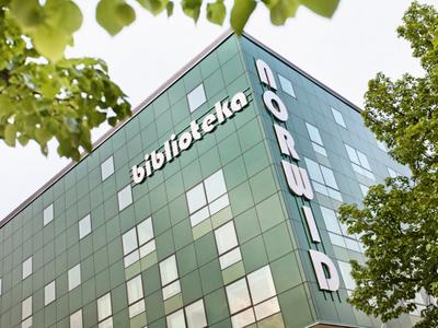 Biblioteka Norwida w Zielonej Górze wprowadziła dodatkowe obostrzenia w wypożyczaniu książek i innych materiałów bibliotecznych