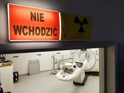 Tomograf pozwala badać dzieci przy obniżonej dawce promieniowania, co jest niezwykle ważne w tej grupie pacjentów. Fot. Szpital Uniwersytecki w Zielonej Górze