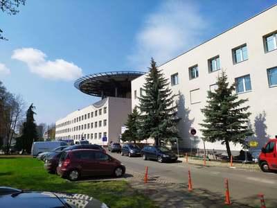 Termomodernizacja budynków Szpitala Uniwersyteckiego w Zielonej Górze rozpoczęła się w drugim kwartale ub.r.  Fot. Szpital Uniwersytecki w Zielonej Górze