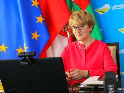 Marszałek Elżbieta Anna Polak.