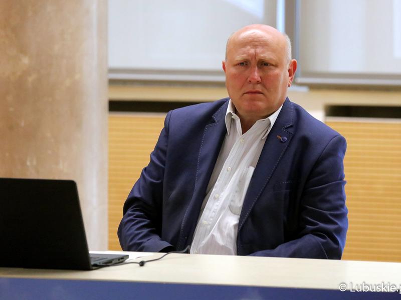 Wacław Maciuszonek został wybrany na nowego przewodniczącego Sejmiku Województwa Lubuskiego
