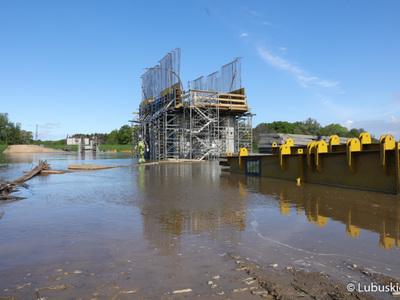 Gdy most w Milsku zostanie oddany do użytku, dojazd z Zielonej Góry do Sławy i Wschowy skróci się nawet o kilkadziesiąt minut.