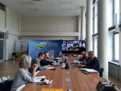 Posiedzenie Komisji Współpracy Zagranicznej i Promocji Województwa - 02 czerwca 2021 r.